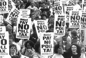 Militant and the Anti-Poll Tax Campaign