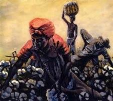 Old style field slavery