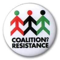 Coalition of Resistance - new imagery to replace old