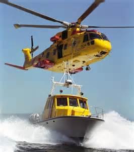 Sea and Mountain Rescue Services