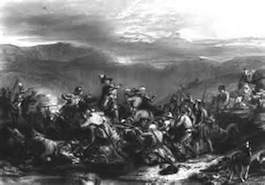 The Battle of Drumclog - a Covenanter victory, 1679