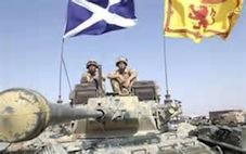 Scottish regiments in Iraq