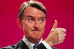 Mandelson gives New Labour's the thumbs up to the filthy rich