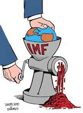 The IMF imposes global austerity