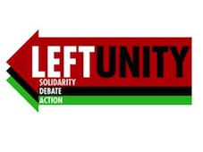 Left Unity around Solidarity, Debate and Action, but not for Socialism