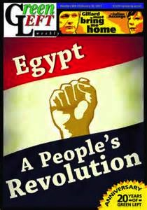 A People's Revolution hijacked by the Egyptian military