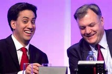 Hey Ed, isn't that great, Osborne has already produced the budget proposals for the next Labour government.