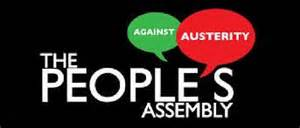 Peoples Assembly - anti austerity but pro-Labour