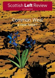 The 'Common Weal' proposals for Scotland