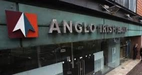 The Anglo-Irish Bank promoted the property speculation which contributed to the economic crash in Ireland