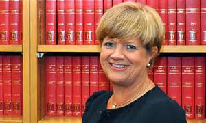 Lady Justice Hallet, author of 'On the Runs'