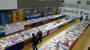 Edinburgh Radical Book Fair in the Out of the Blue centre