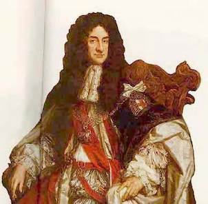 Charles II - kept in power because the ruling class feared the republican alternative