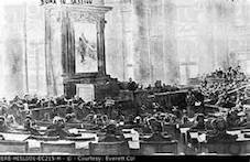 The Russian Duma (National Assembly) 1917
