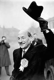 Clement Attlee, Labour Prime Minister, 1945-51