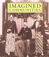 Benedict Anderson's 'Imagined Communities'