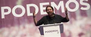 Podemos - reaching from Left to Right