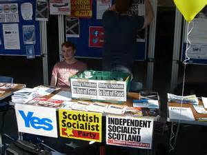The SSP - the continuity 'Yes' campaign?