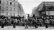 The Paris Commune,1870