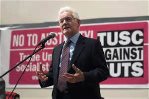 TUSC - No to Austerity, but Yes or No to the Union?