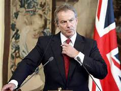 Tony Blair - UK war criminal, in the pockets of the City, but still the favourite of the Labour Right