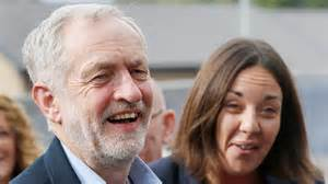 Jez and Kez allied to save the UK or parted to promote democracy in these islands?