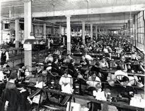 Twenty first century factory